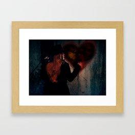 Outrospective  Framed Art Print