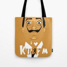 I Love Kubizm Tote Bag