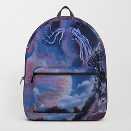 Full Moon - Maybe A Dream Backpack