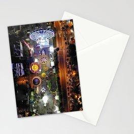 Luna Park Aerial Stationery Cards