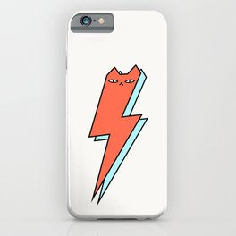 Thunder Cat iPhone Case