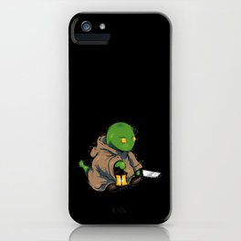 Tonberry2 iPhone Case
