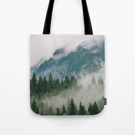 Vancouver Fog Tote Bag