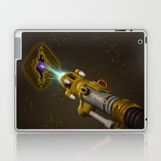 Key To The Universe - Painting Laptop & iPad Skin