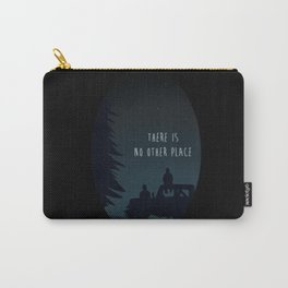 Sterek Glow Print Carry-All Pouch
