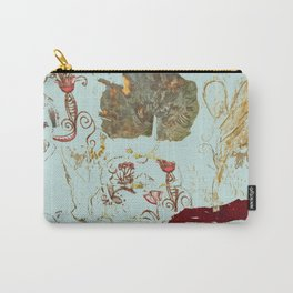 Isabel nostalgic Carry-All Pouch