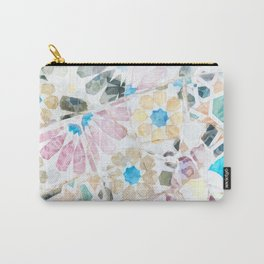 Mosaic of Barcelona XV Carry-All Pouch