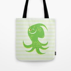 Squid of Reassurance Tote Bag