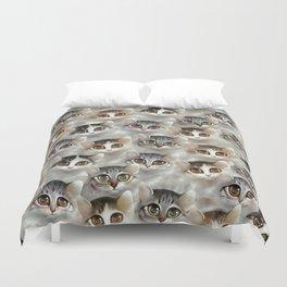 Kittens Duvet Cover