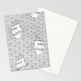 Ships Stationery Cards
