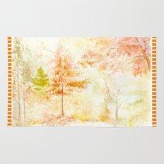 Memories of Autumn Rug