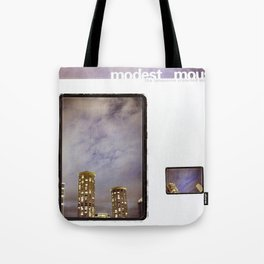 Modest Mouse - Lonesome Crowded West Tote Bag
