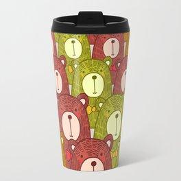Stand Bears Travel Mug