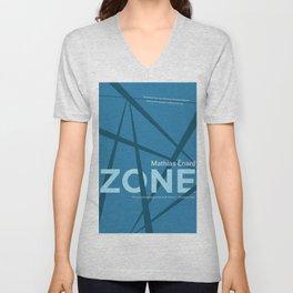 Zone Unisex V-Neck