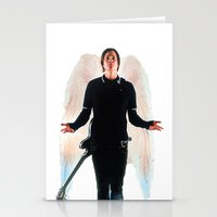 blink 182 Stationery Cards featuring PKT (Painkiller Tom) - Blink 182/Angels and Airwaves: Tom Delonge by amy.