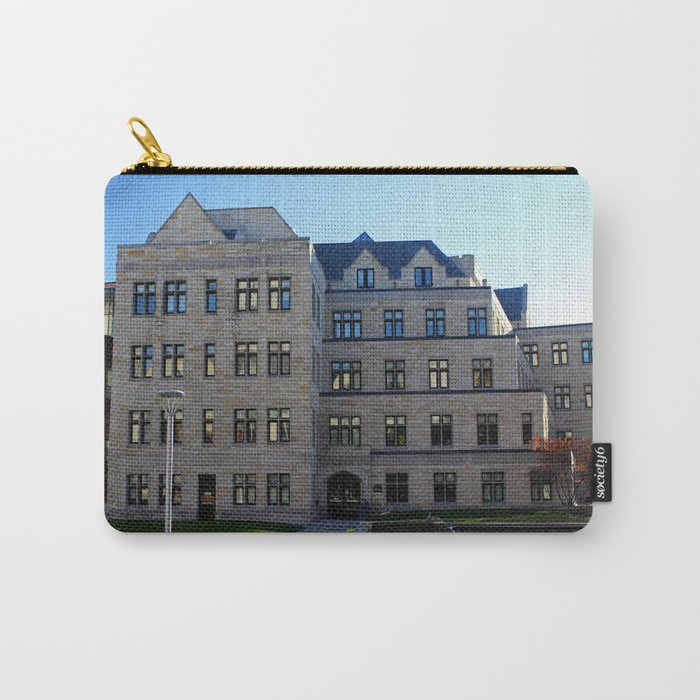 University of Toledo- Stranahan Hall II Carry-All Pouch