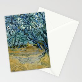 "Vincent Van Gogh ""The Olive Trees, Saint-Rémy"" Stationery Cards"