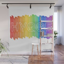 Hygge for All Wall Mural