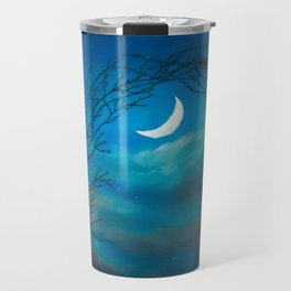 The Moon Gate Travel Mug