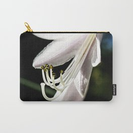 Bud with stamens. Carry-All Pouch