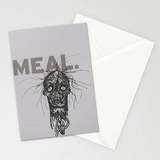 Last Meal Stationery Cards