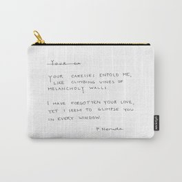 your love Carry-All Pouch