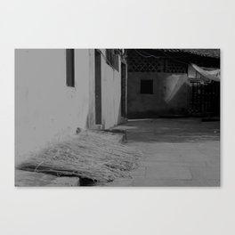 simple life. Canvas Print