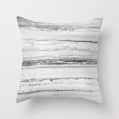 Rare marble Throw Pillow