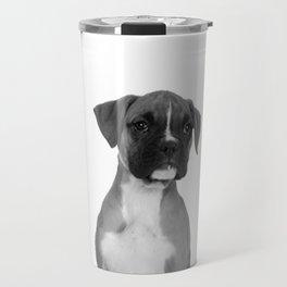 Boxer Pup Travel Mug