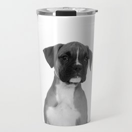 Boxer Pup Travel Mug