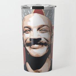 Bronson, Tom Hardy stencil art painting Travel Mug