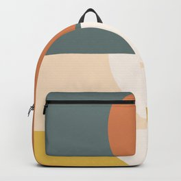 Abstract Geometric 02 Backpack