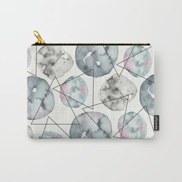 Orbiting Asteroid Pattern Carry-All Pouch