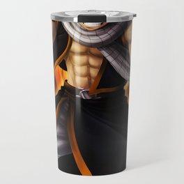 Natsu Dragneel Travel Mug