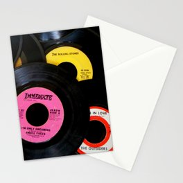 Music on 45 Stationery Cards