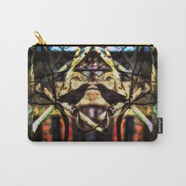 Ravens Face Carry-All Pouch