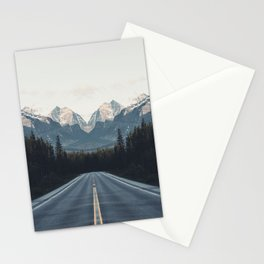 Mountain Twins Stationery Cards