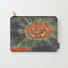 Glowing Jacks Carry-All Pouch