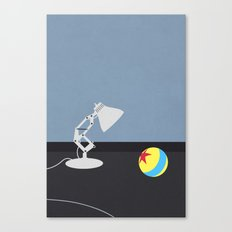 Luxo Jr. Canvas Print