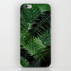 Green Foliage iPhone & iPod Skin