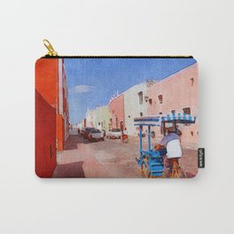 Valladolid Mexico Urban Peddler Carry-All Pouch