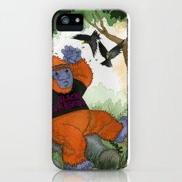 Annoyance iPhone Case