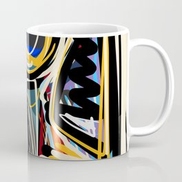 The Scream Street Art Graffiti Coffee Mug