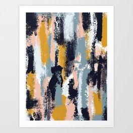 Amelia Abstract Art Print