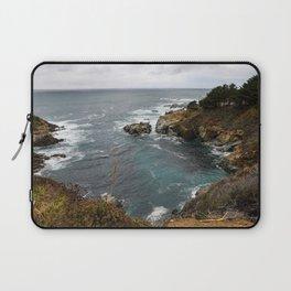 California Coastline Laptop Sleeve