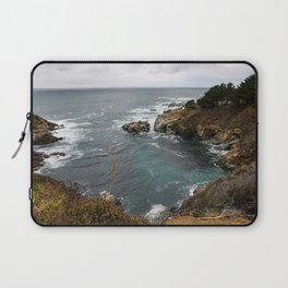 California Coastline Laptop Sleeve