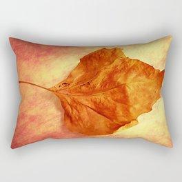 Autumn Cometh Rectangular Pillow