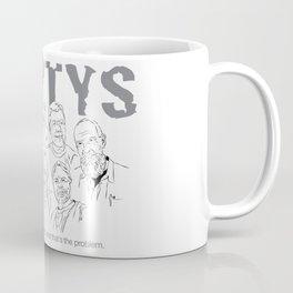Face the Martys 2 Coffee Mug