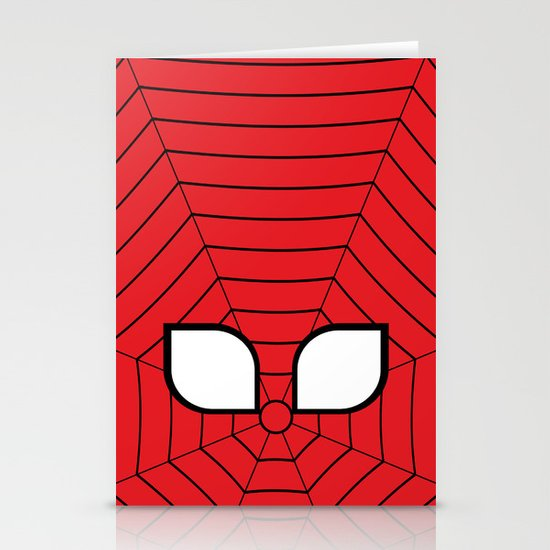 Adorable Spider Stationery Cards