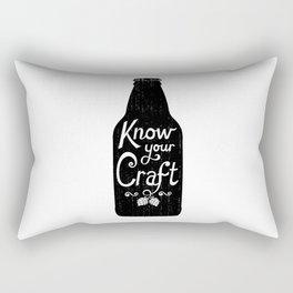 Know Your Craft Rectangular Pillow